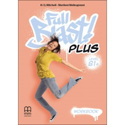 Full Blast Plus B1+ - Workbook - British Edition - MM Publications