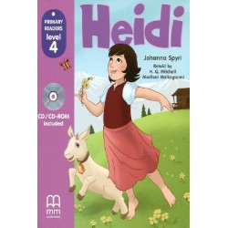 Heidi - Book with CD - MM Publications