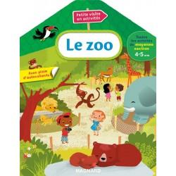 Petite visite en activités - Le Zoo - MS - 2015 - Magnard