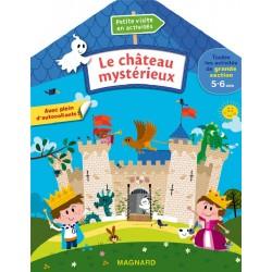 Petite visite en activités - Le château mystérieux - GS - 2015 - Magnard
