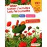 Mon cahier d'activités - Lulu Vroumette - CE1 - 2012 - Magnard