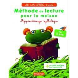 Je lis avec Lulu - Méthode de lecture + Guide parents - Dès 5 ans - 2009 - Magnard