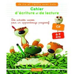 Je lis et j'écris avec Lulu - Cahier d'écriture et de Lecture - CP - 2009 - Magnard