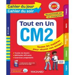 Cahier du Jour/Cahier du Soir - Tout en un - CM2 - 2016 - Magnard