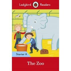 The Zoo - Book - Ladybird Readers