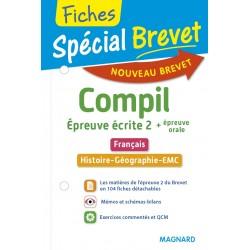 Spécial Brevet - Compil de Fiches - Épreuve écrite 2 - 3e - 2016 - Magnard