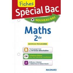 Spécial Bac - Fiches - Maths - 2de - 2019 - Magnard