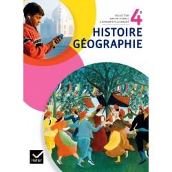 Histoire-Géographie 4e éd. 2011 - Manuel de l'élève - Sous la direction d'Ivernel