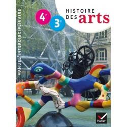 Histoire des Arts 4e-3e - Manuel - 2013 - Hatier