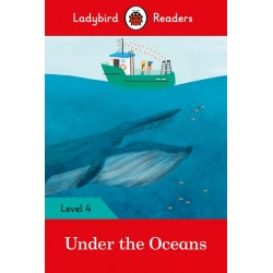 Under the Oceans - Book - Ladybird Readers