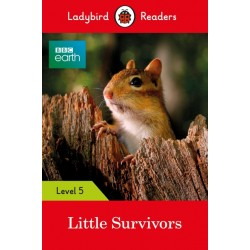 BBC Earth: Little Survivors - Book - Ladybird Readers
