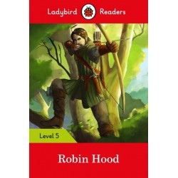 Robin Hood - Book - Ladybird Readers