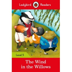 The Wind in the Willows - Book - Ladybird Readers
