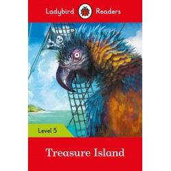 Treasure Island - Book - Ladybird Readers