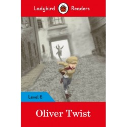 Oliver Twist - Book - Ladybird Readers