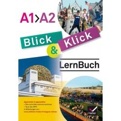 Blick und Klick Lernbuch 4e éd. 2016 - Cahier de l'élève