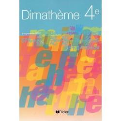 Dimatheme 4ème - éd 2007 - Livre élève