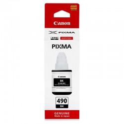 Canon GI-490 BK Noir originale - 0663C001AA - Bouteille d'encre