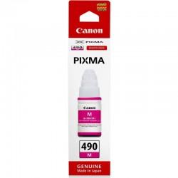Canon GI-490M Magenta originale - 0665C001AA - Bouteille d'encre