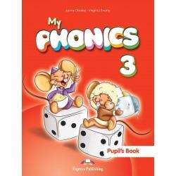 My Phonics 3 - Pupil's Book + CD - 2015 - Express Publishing