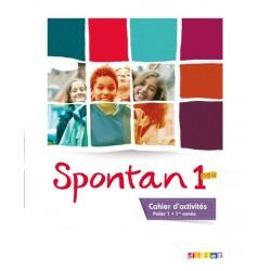 Spontan Neu 1 ( palier 1 - 1ère année ) LV1/LV2 - Cahier d'activités - éd 2013