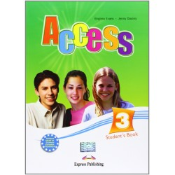 Access 3 - Student's Book + Workbook- PACK - 2008 - Express Publishing
