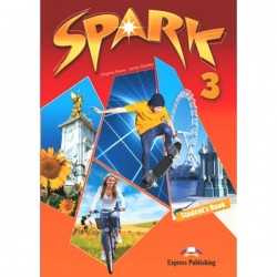 Spark 3 - Student's Book + Workbook- PACK - 2010 - Express Publishing