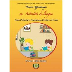 Premiers apprentissages en activités de langue - PS - 3/4 ans - Arrissala