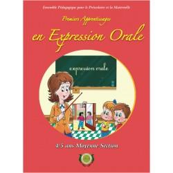 Premiers apprentissages en expression orale - MS - 4/5 ans - Arrissala