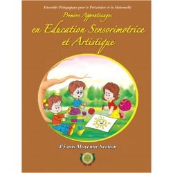 Premiers apprentissages en éducation sensorimotrice et artistique - MS - 4/5 ans - Arrissala