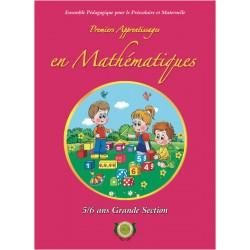 Premiers apprentissages en mathematiques - GS - 5/6 ans - Arrissala