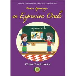 Premiers apprentissages en expression orale - GS - 5/6 ans - Arrissala