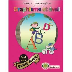 Premiers apprentissages en graphisme et en eveil - PS - 3/4 ans - Arrissala