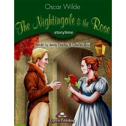 The Nightingale and the Rose - Book + CD - Express Publishing