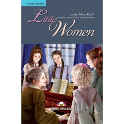 Little women - Level 4 - Book + CD - Express Publishing
