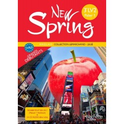 New Spring anglais 3ème LV2 - Fichier tout en un - 2011 - Hachette