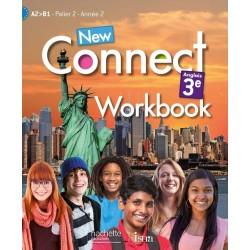 New Connect 3ème / Palier 2 année 2 - Anglais - Workbook - 2014 - Hachette