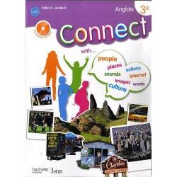 Connect 3ème - Palier 2 année 2 - Anglais - Manuel - 2009 - Hachette