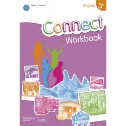 Connect 3ème - Palier 2 année 2 - Anglais - Workbook - 2009 - Hachette