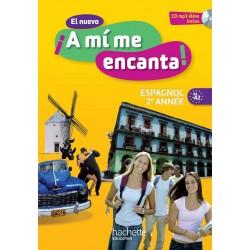 El nuevo A mi me Encanta 3ème - Espagnol 2eme année - Manuel - LV2 - 2013 - Hachette