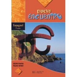 Nuevo Encuentro - 2e année - Livre de l'élève - Edition 2003