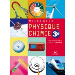 Microméga Physique-Chimie 3ème - 2008 - Hatier
