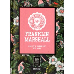 Agenda scolaire 2020 - 2021 - FRANKLIN AND MARSHALL GIRLS