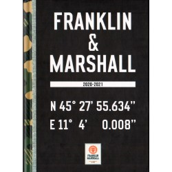 Agenda scolaire 2020 - 2021 - FRANKLIN AND MARSHALL BOYS