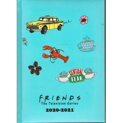 Agenda scolaire 2020 - 2021 - FRIENDS