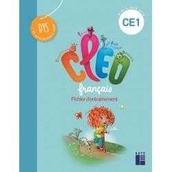 Cleo CE1 - Cahier d'entrainement - Dys et accessible à tous - 2020 - Retz