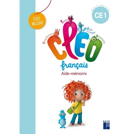 Cleo CE1 - Aide mémoire - École inclusive - 2019 - Retz