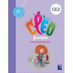 Cleo CE2 - Cahier d'entrainement - Dys et accessible à tous - 2020 - Retz