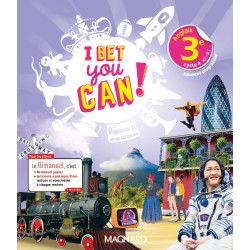 I Bet You Can! 3e - Bimanuel - 2020 - Magnard