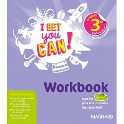 I Bet You Can! 3e - Workbook - 2020 - Magnard